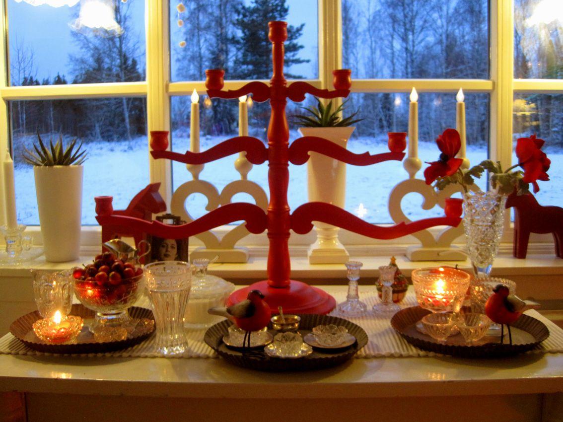 Weihnachtsdekoration | Schwedische weihnachten