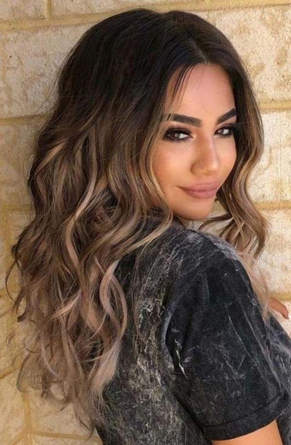 Best Hair Color For Fair Skin Darkshorthair Balayage Hair Brown Hair Balayage Hair Color Balayage