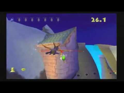 Spyro the Dragon Part 29 Icy Flight