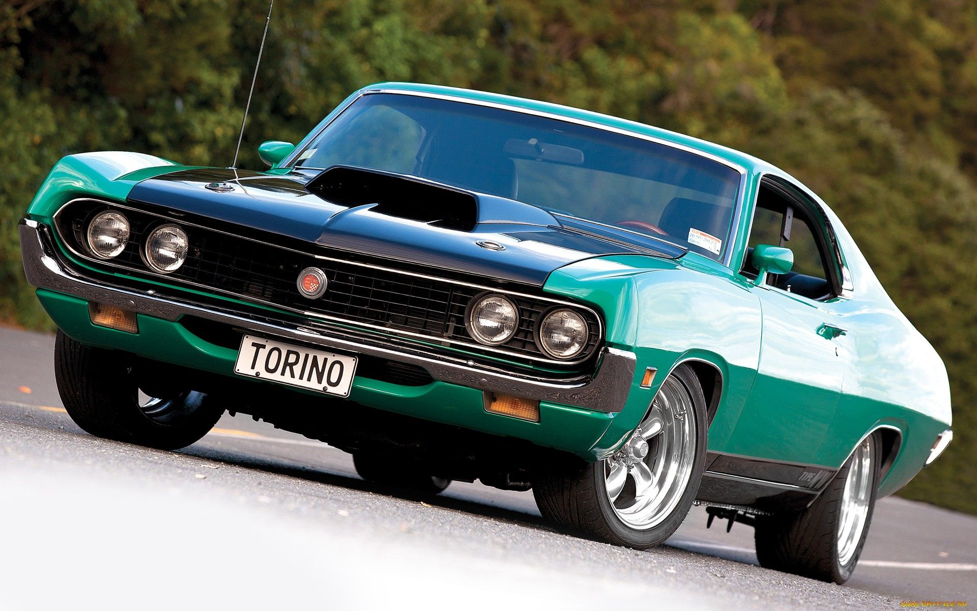 Vintage Ford Muscle Cars Cool Hd Wallpaper Jpg