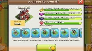 Clash Of Clans Town Hall 12 Coc Private Server 2018 Include Boom