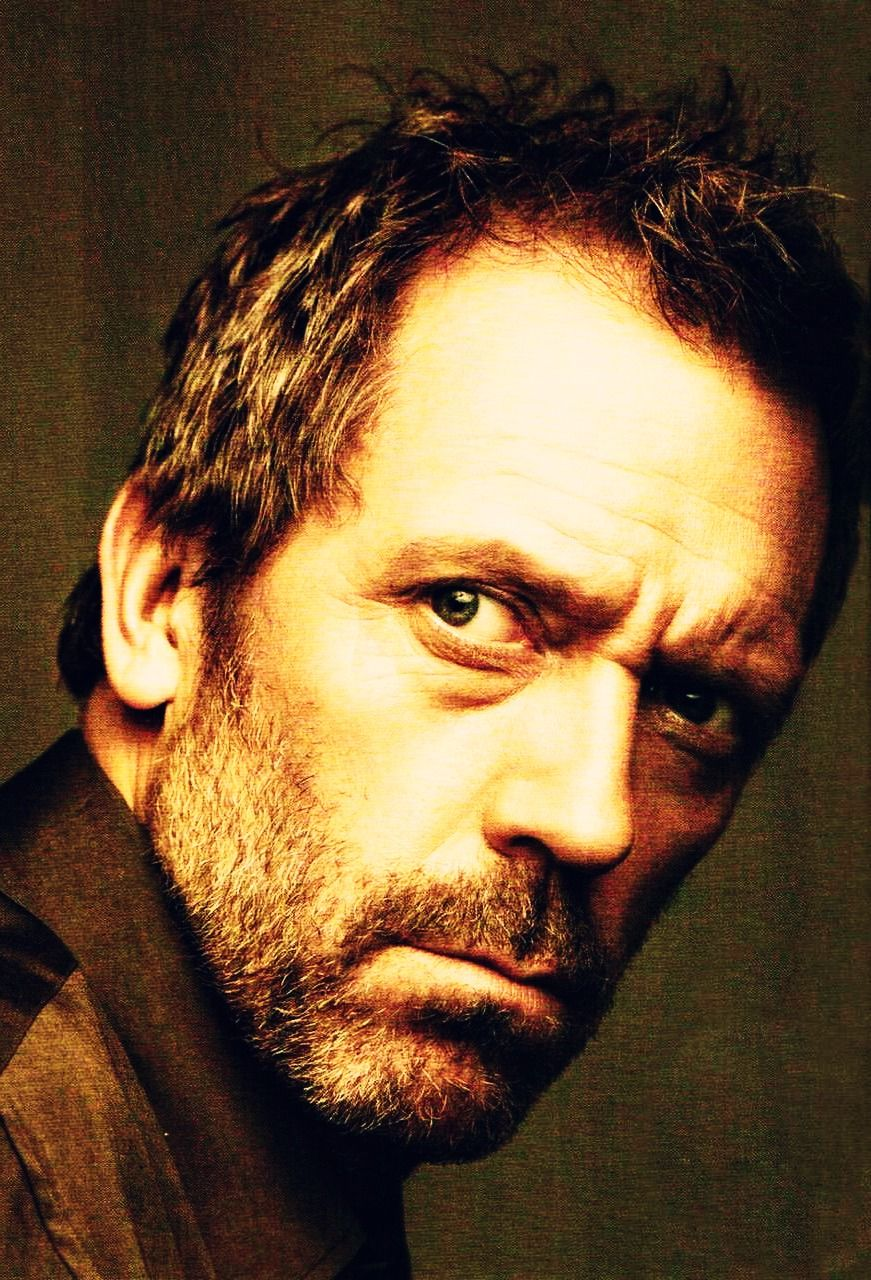 Hugh Laurie - born in Oxford, England on June 11, 1959. He was educated at Eton and Cambridge. Son of an Olympic gold medalist in the sport, he rowed for the England youth team (1977) and for Cambridge (1980).