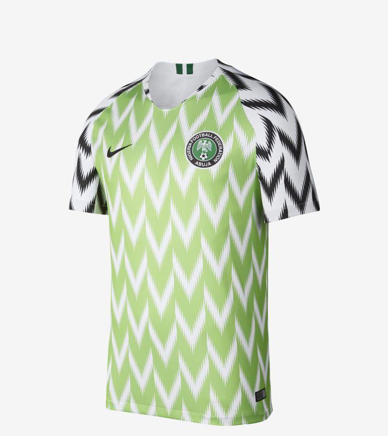 Las 5 Camisetas Más Bonitas Del Mundial De Rusia 2018 Camisa Nike Camisas De Futebol Camisa De Futebol