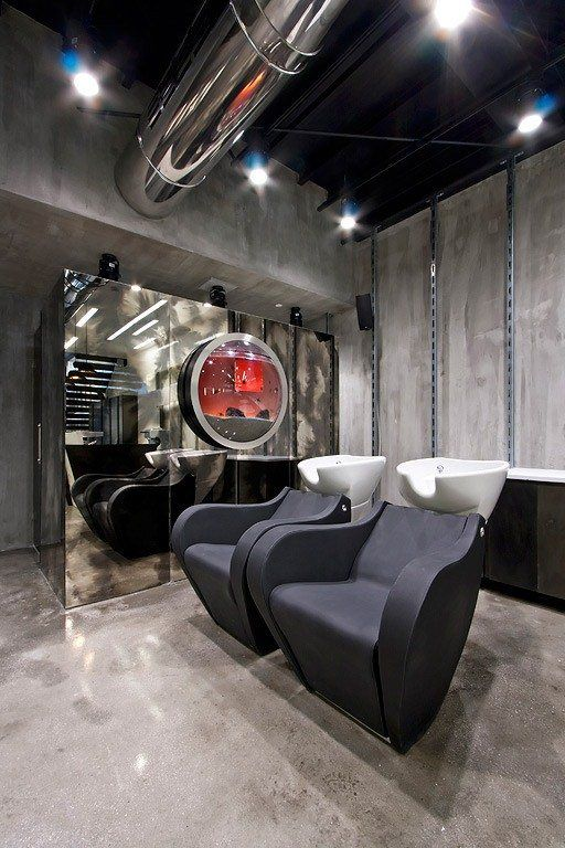 HAIR SALON ~ DesignDaily Network