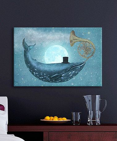 Another great find on #zulily! Cloud Maker Gallery-Wrapped Canvas by Terry Fan #zulilyfinds