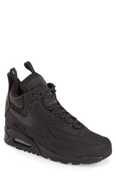 Nike 'Air Max 90 Winter' Sneaker Boot (Men | Sneaker boots