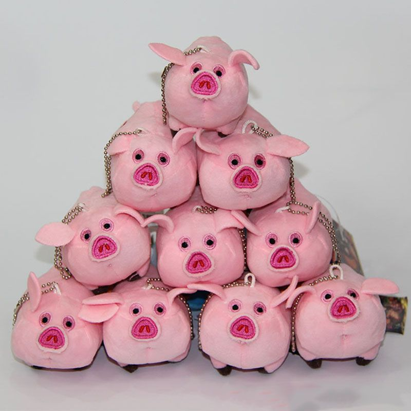 Gravity Falls Waddles The Pig Plush Animal To Care For And Love