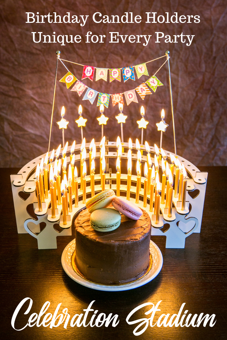 Magnificent Make Birthdays Unforgettable With A Candle For Every Year Up To Personalised Birthday Cards Veneteletsinfo