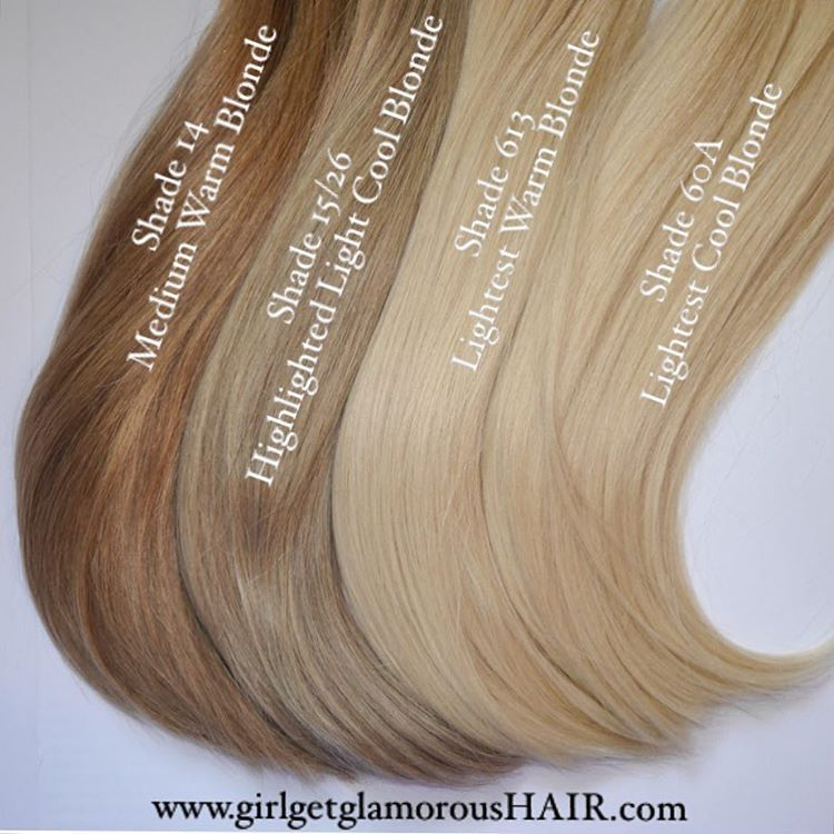 Shade is  great match for most cool highlighted blondes nice medium warm caramel blonde an extra light also information about shades of dark hair color at dfemale rh pinterest
