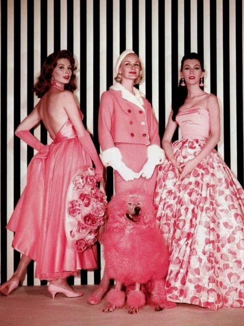 Pink ladies for Pink Ribbon love!    www.pinkribbonfundraiser.com.au  www.pinkribbonday.com.au