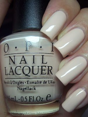 OPI MISO HAPPY WITH THIS COLOR