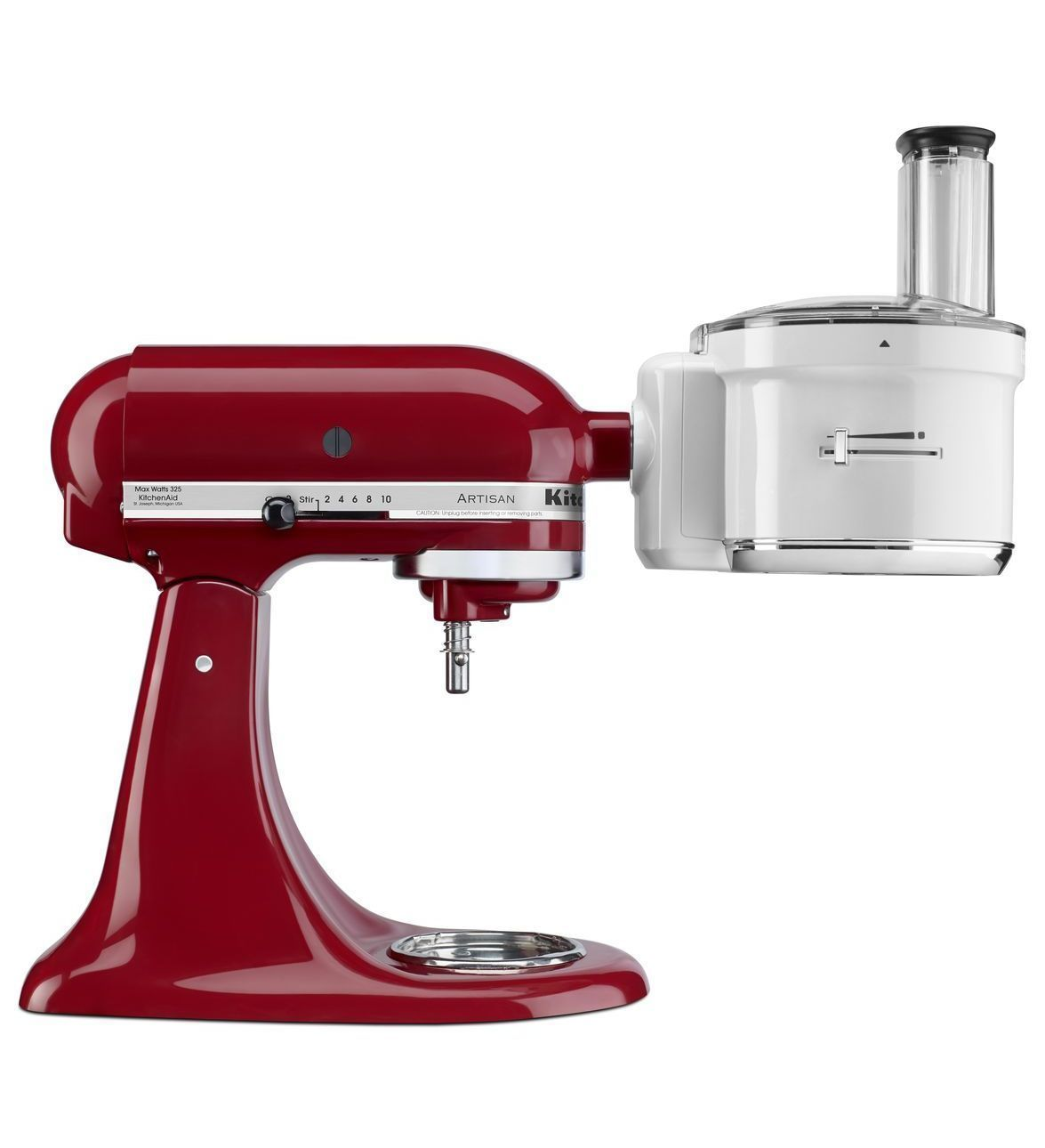 Kitchenaid exactslice food processor attachment rksm1fpa