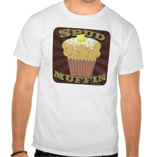 Spud Muffin T-Shirt