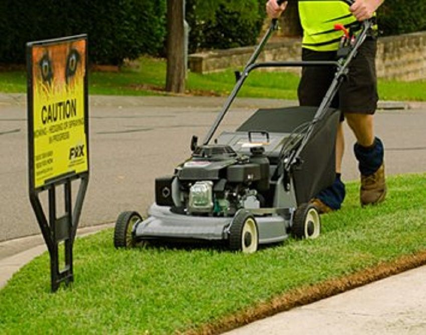 Local Gardening Services Fox Mowing WA Pinterest Lawn Mowing