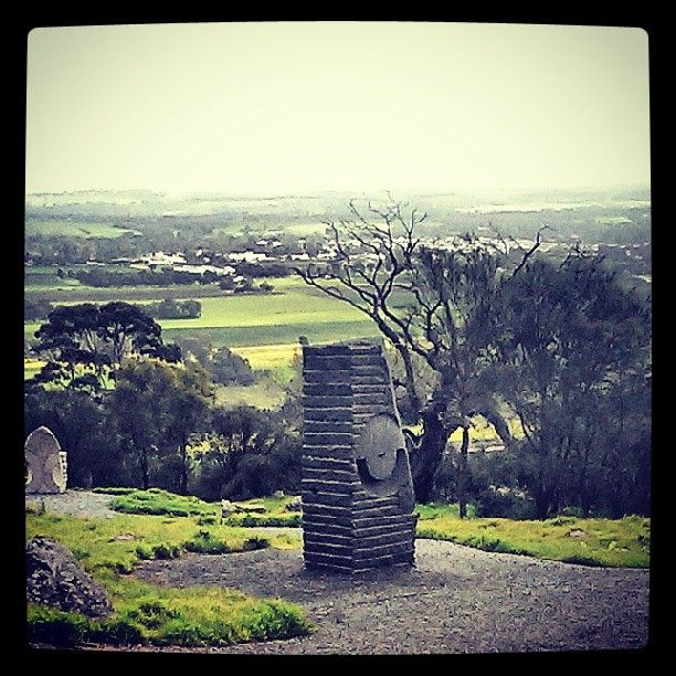 Barossa Sculpture Park, Menglers Hill Lookout, South Australia ©Violet Ashes 2013 ▃▃▃▃▃▃▃▃▃▃▃▃▃▃▃▃▃▃▃▃▃▃▃▃▃▃▃▃▃▃▃▃ #SouthAustralia #CorPrilWeekend #art #sculpture #MenglersHill #BarossaValley #MyBarossa #VioletAshesPhotography #🗿 #11082013