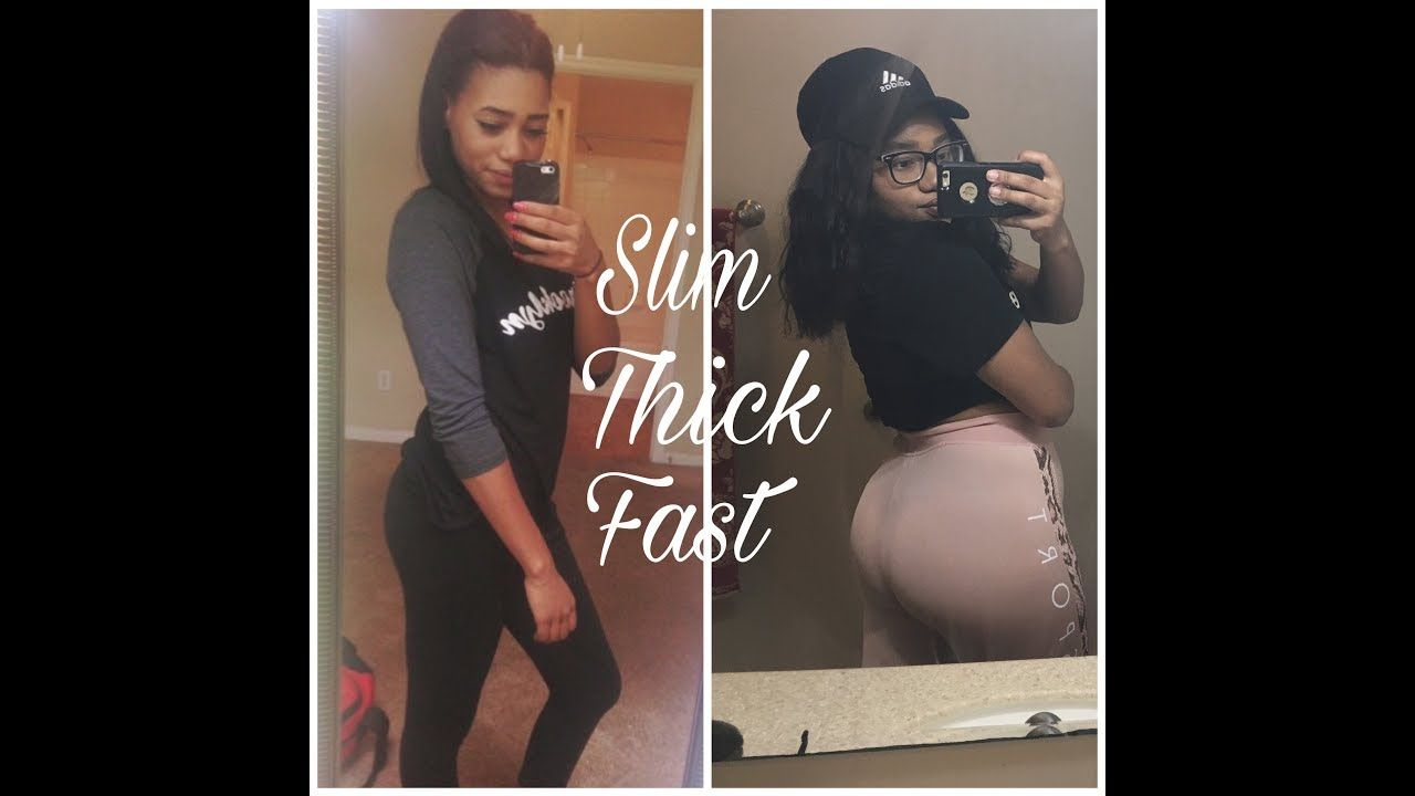 How to get slim thick quickly how to get slim slim