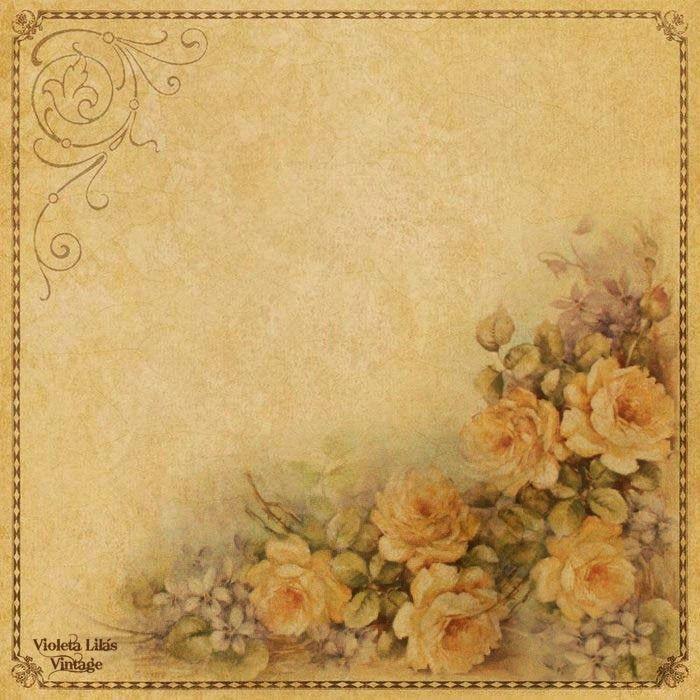 Pinterest scrap vintage buscar con google papeles - Papel vintage pared ...