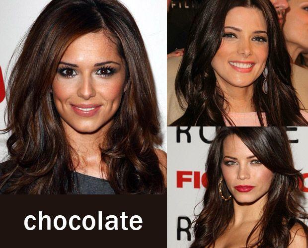 Hottest Fall Hair Colors For 2014 Chocolate Azoleah Hair