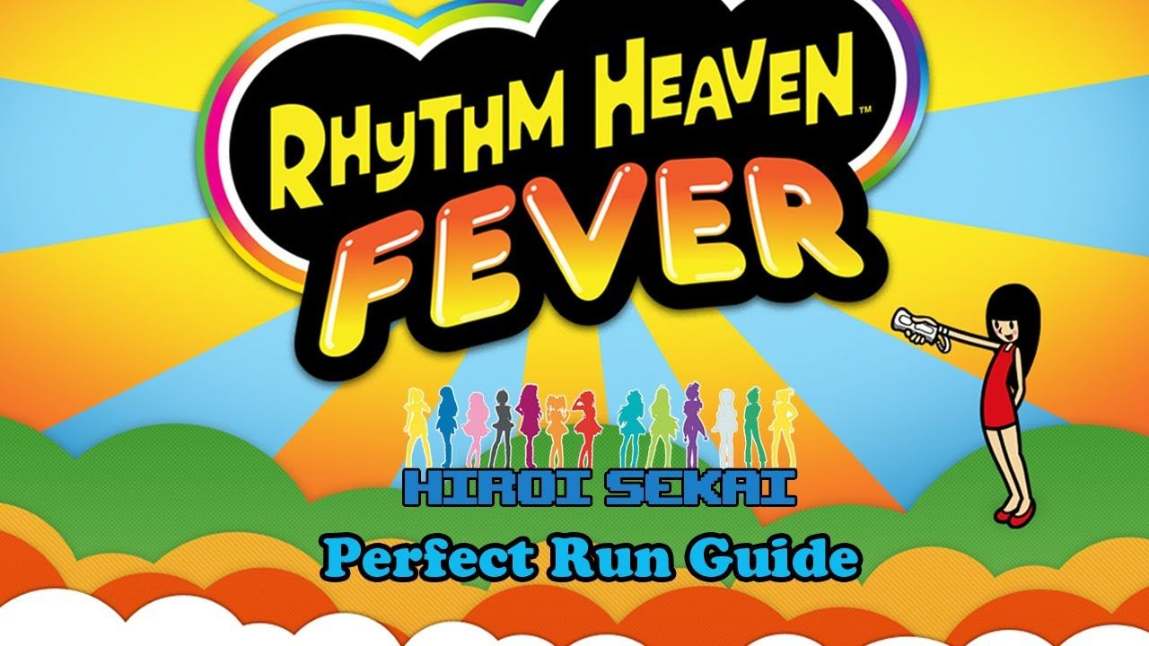 From the creators of the WarioWare series comes Rhythm