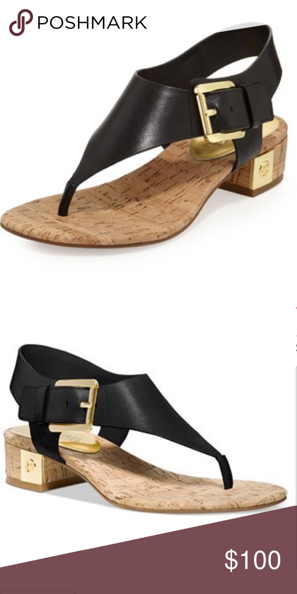 859dcf21b064 Michael Kors London Thong Sandal Condition  Brand new