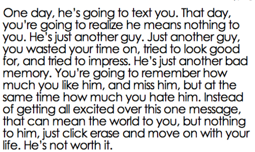 erase and move on.