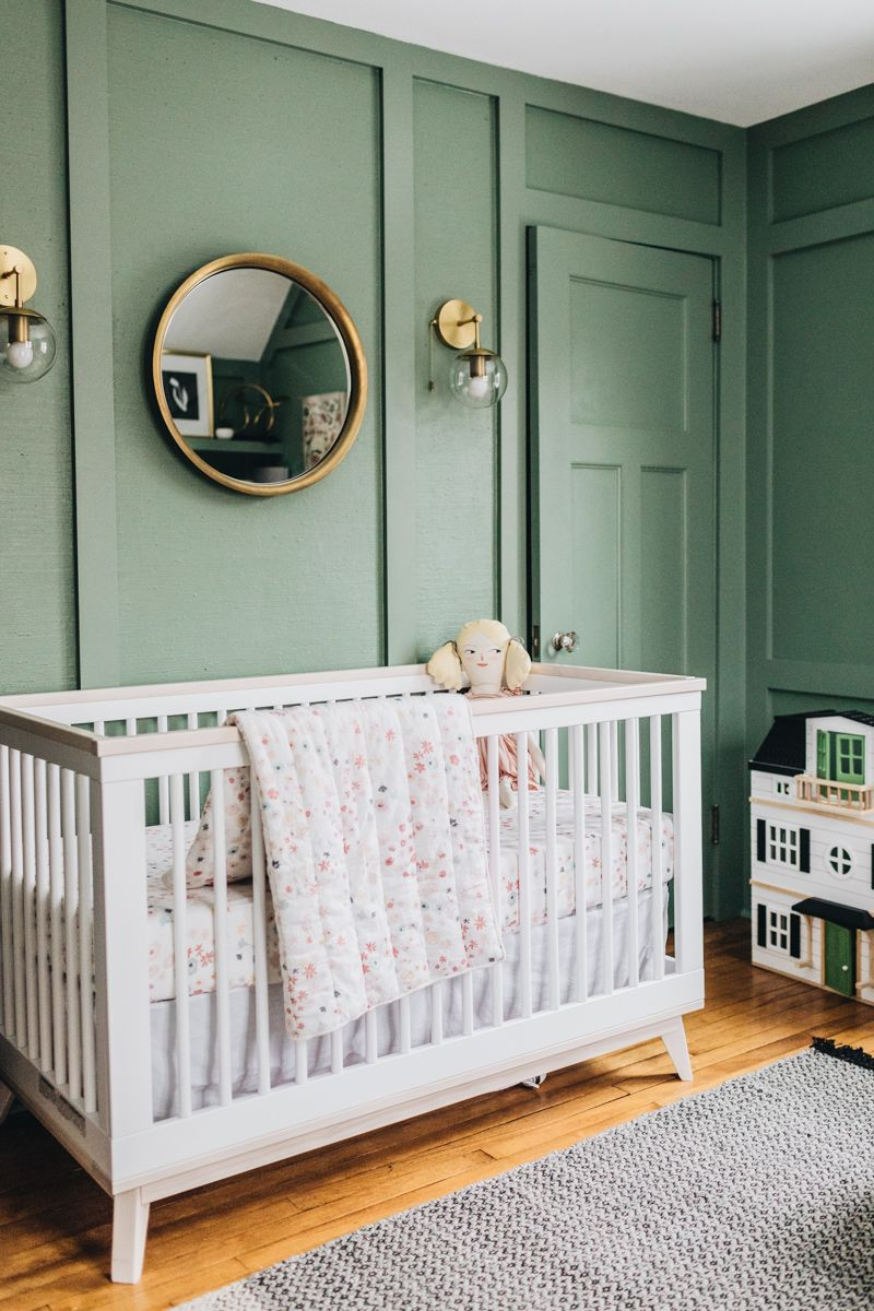In The Nursery With Wit Delight Nursery Paint Colors Nursery