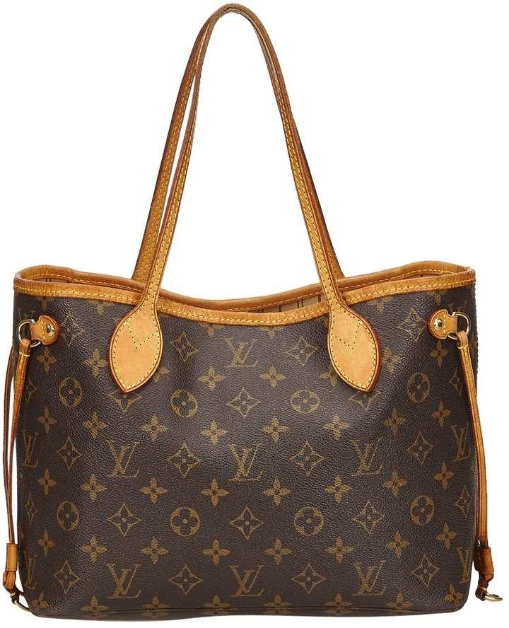 7b76605b2701 Louis Vuitton Neverfull cloth tote