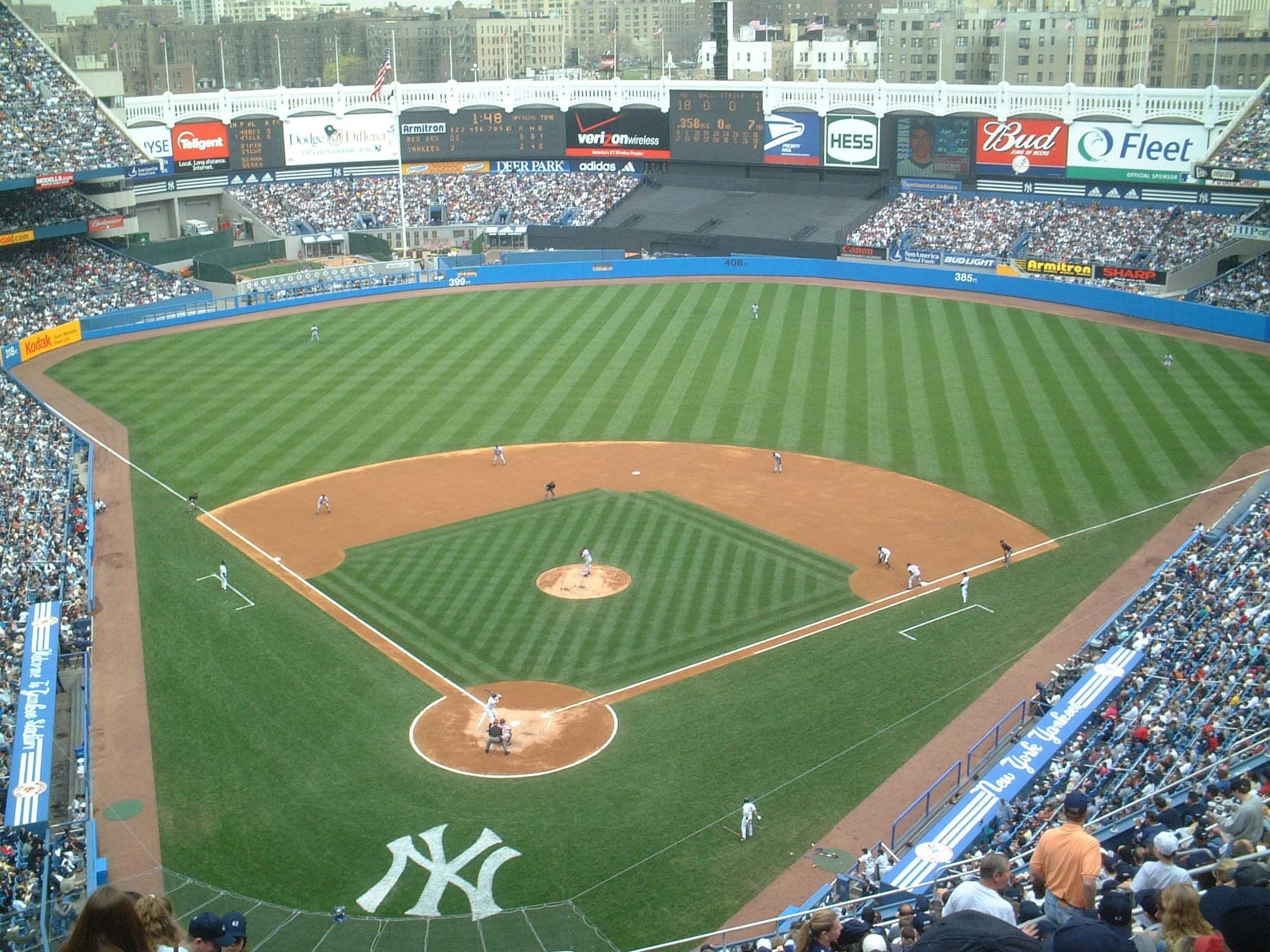 Yankees Stadium Yankee Stadium Baseball Stadium Stadium