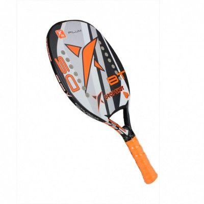 87cfe6525 Raquete de Beach Tennis Drop Shot Pilum - Laranja - 49cm De  R 249 ...