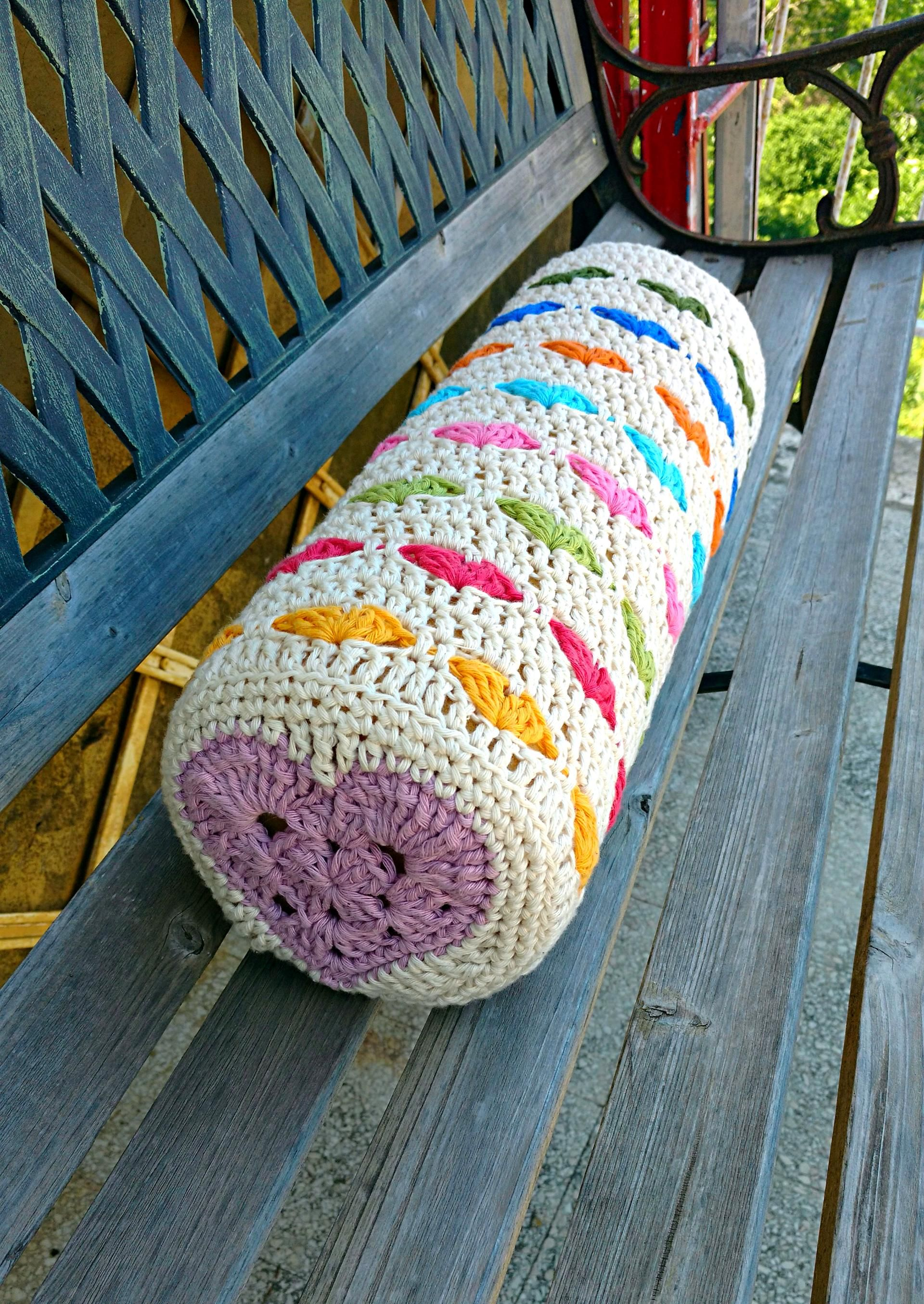 Get comfier than ever with 8 crochet bolster patterns bolster get comfier than ever with 8 crochet bolster patterns bankloansurffo Image collections