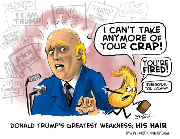 Image result for Trump Files for Moral Bankruptcy Cartoon