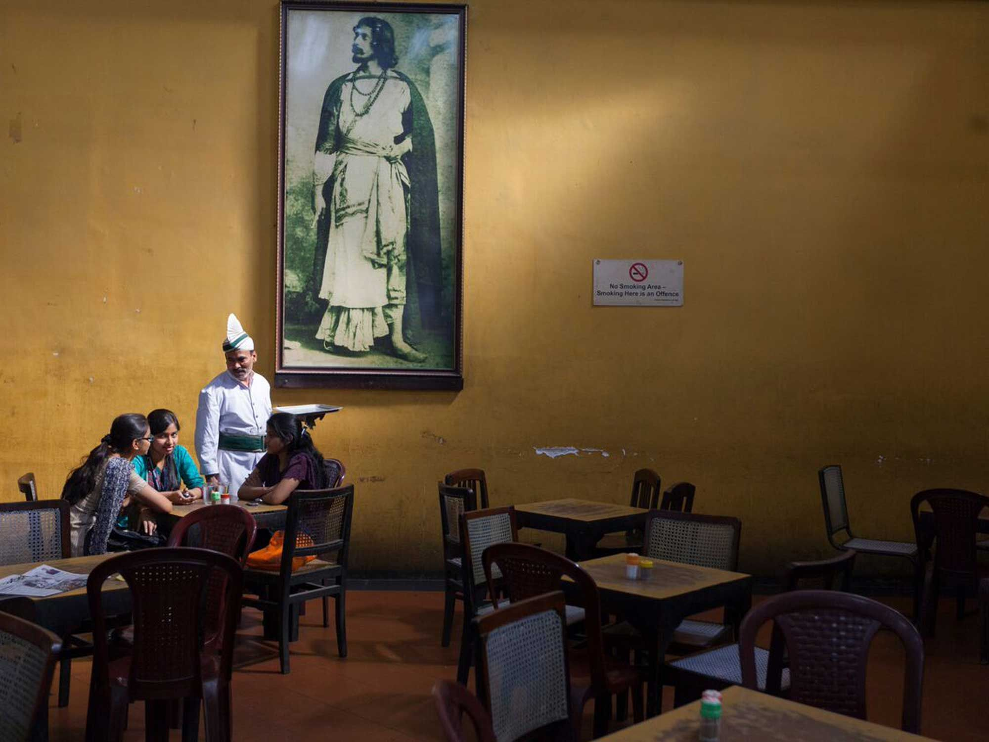 The Everyday Allure of India's Coffee Houses Indian