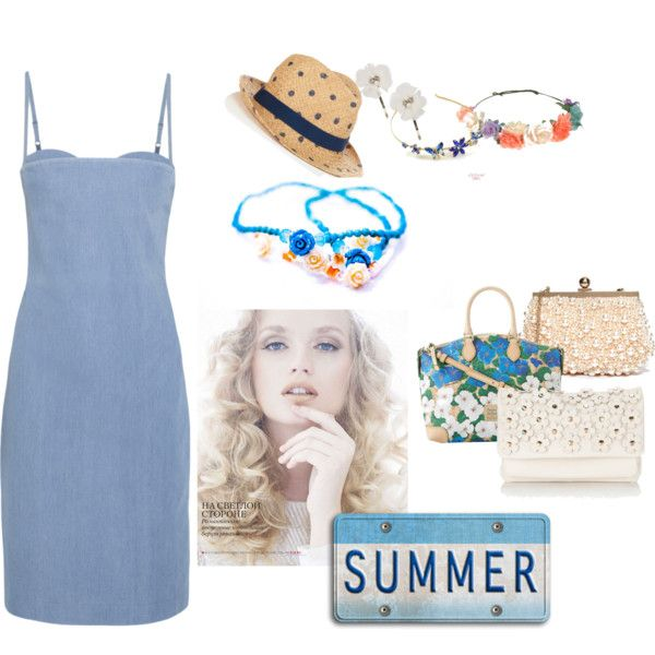 """""""Ready for Summer"""" by kristy-kim on Polyvore"""