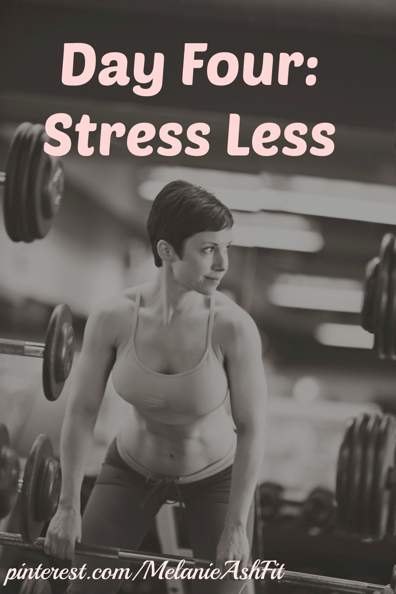 It S Time To De Stress Did You Know Chronic Stress Can Cause You To Gain Weight Or Keep You Fr Personal Training Studio Fitness Trainer Group Fitness Classes