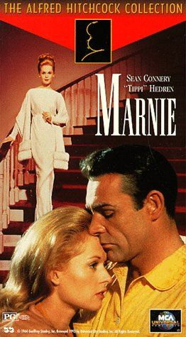 Marnie (1964) | Classic movie posters, Hitchcock film, Love movie