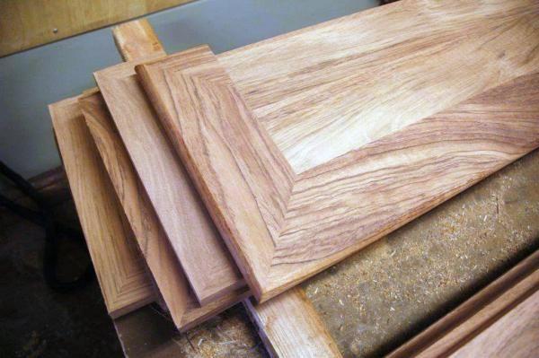 Jatoba Stair Treads Beautiful Wood Hardwood Wood