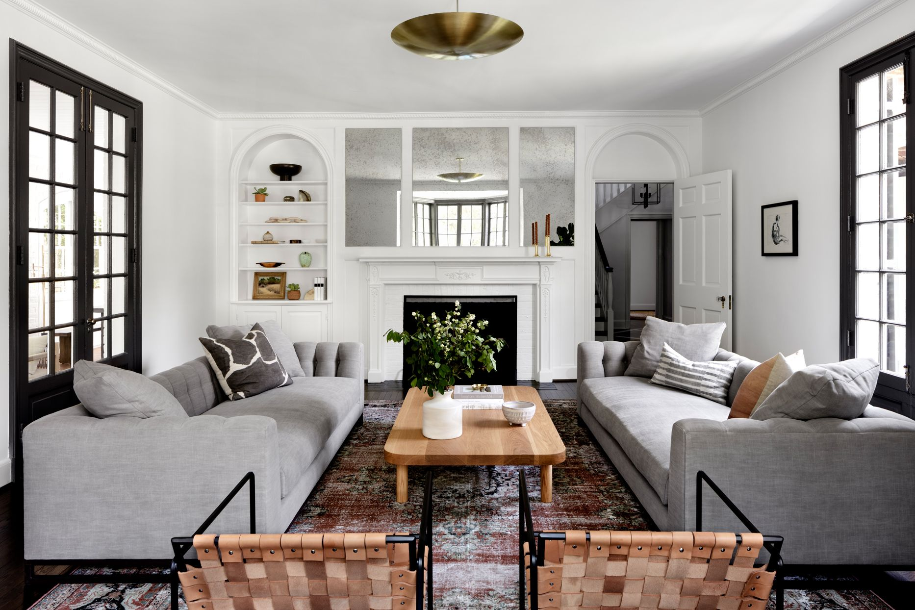 Looking To Design A Home With Depth And Texture Use This