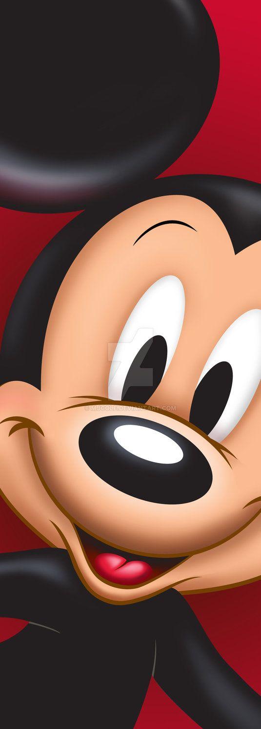 Mickey Portrait by mjcole on DeviantArt