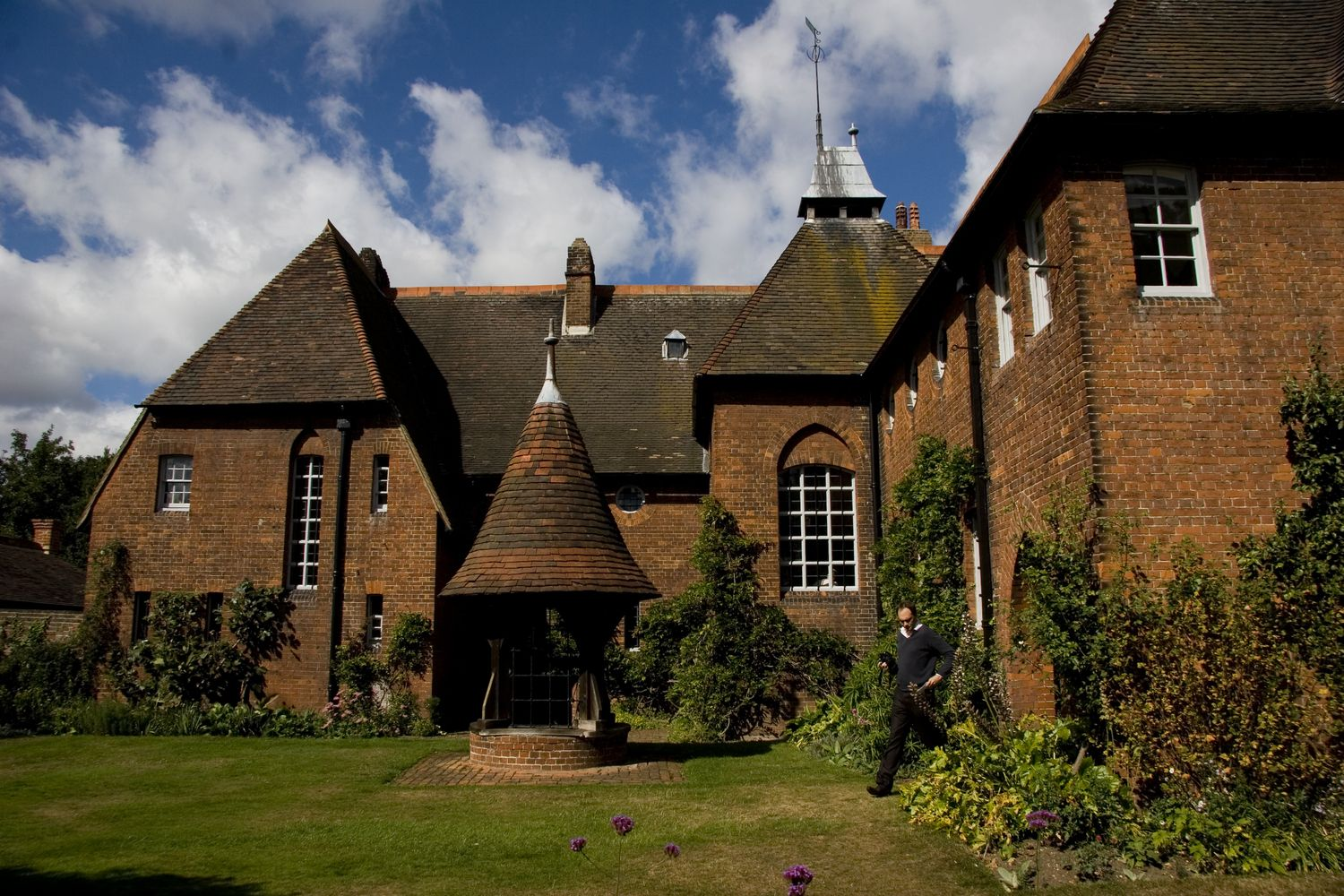 Gallery of AD Classics: Red House / William Morris and Philip Webb ...
