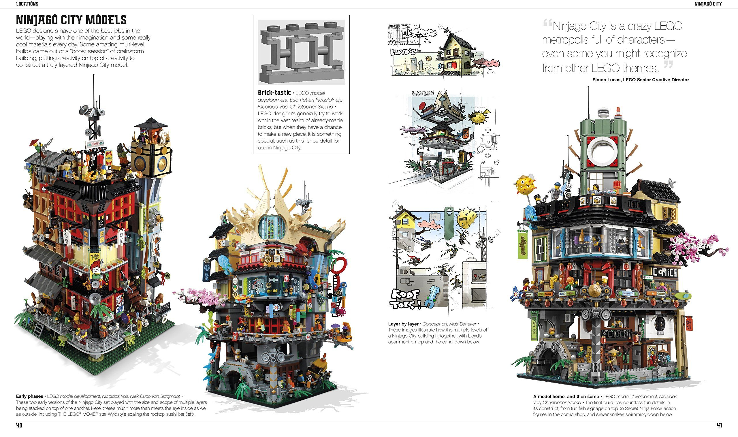 Image Result For Ninjago City Lego Architecture Lego Lego Ideen