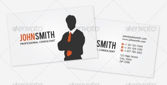 Professional consultant business card premium template best namecard professional consultant business card premium template best namecard reheart Image collections