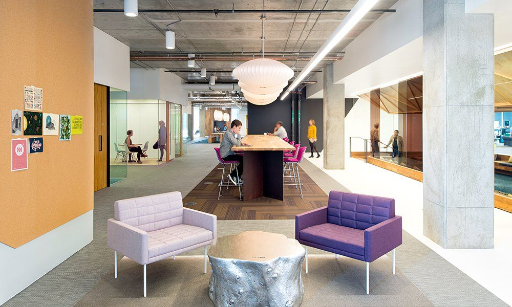 cisco office san francisco. Cisco San Francisco Office. Meraki Offices By O+a, California Office
