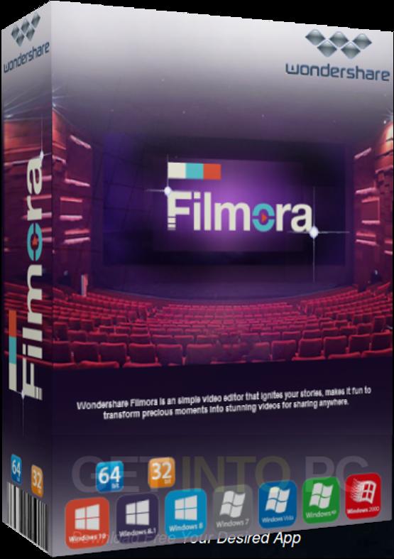 wondershare filmora 8.0 complete effect packs