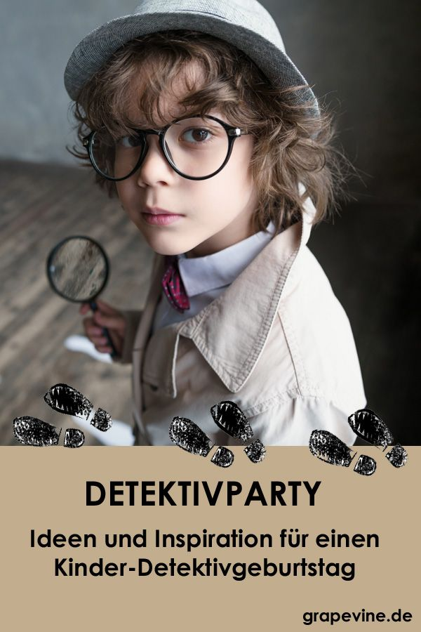 Photo of Detektivparty