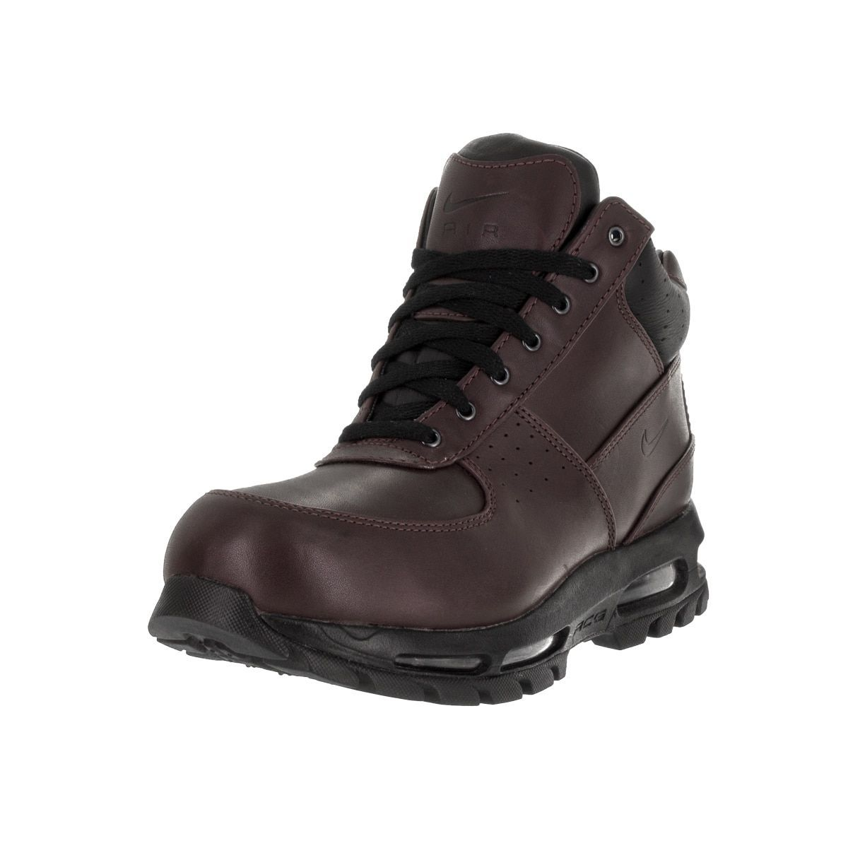 084f3c01c679a Nike Men's Air Max Goadome Deep Burgundy/Black Boot (9), Brown ...