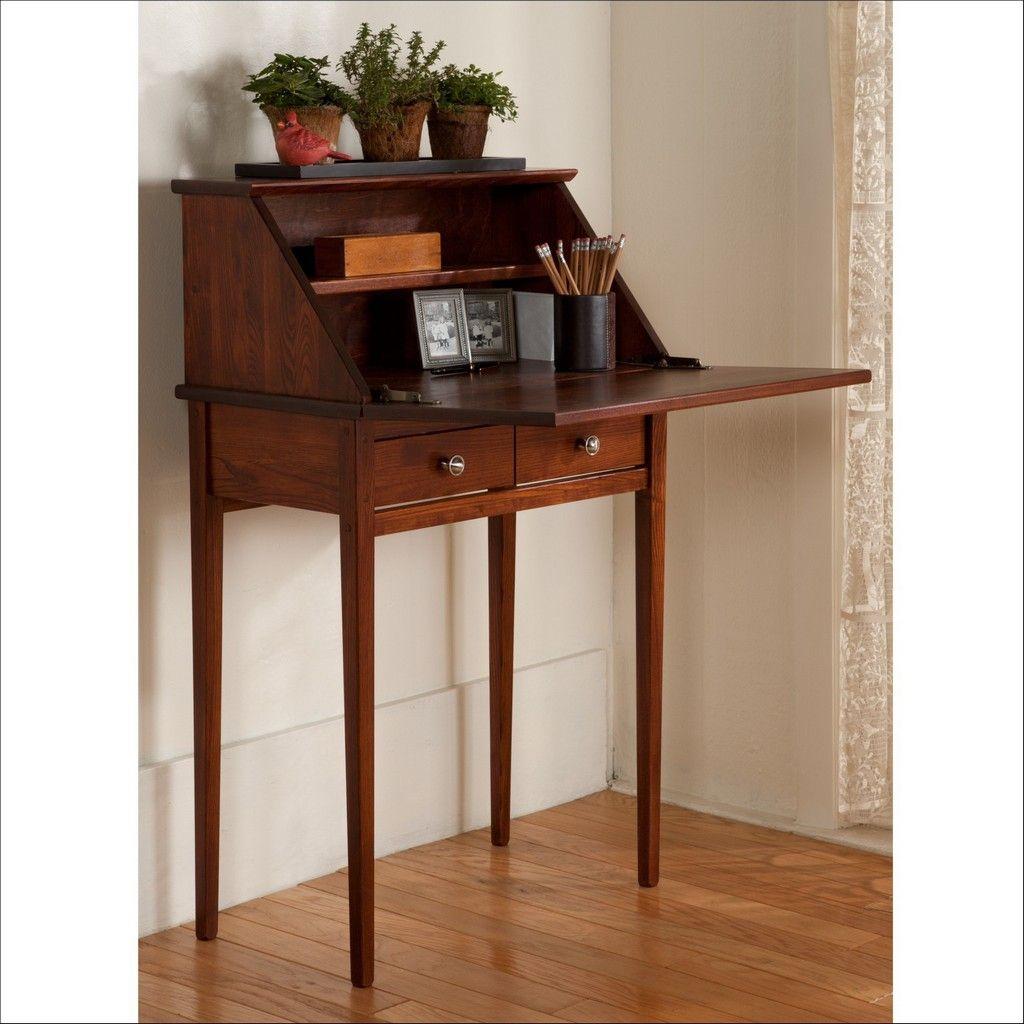 Designermöbel schreibtisch  kleiner Sekretär Schreibtisch mit hutch home office Möbel ...