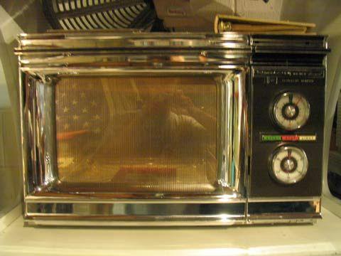 Mom S First Microwave Amana Radarange Amana Toaster Oven Vintage Ads