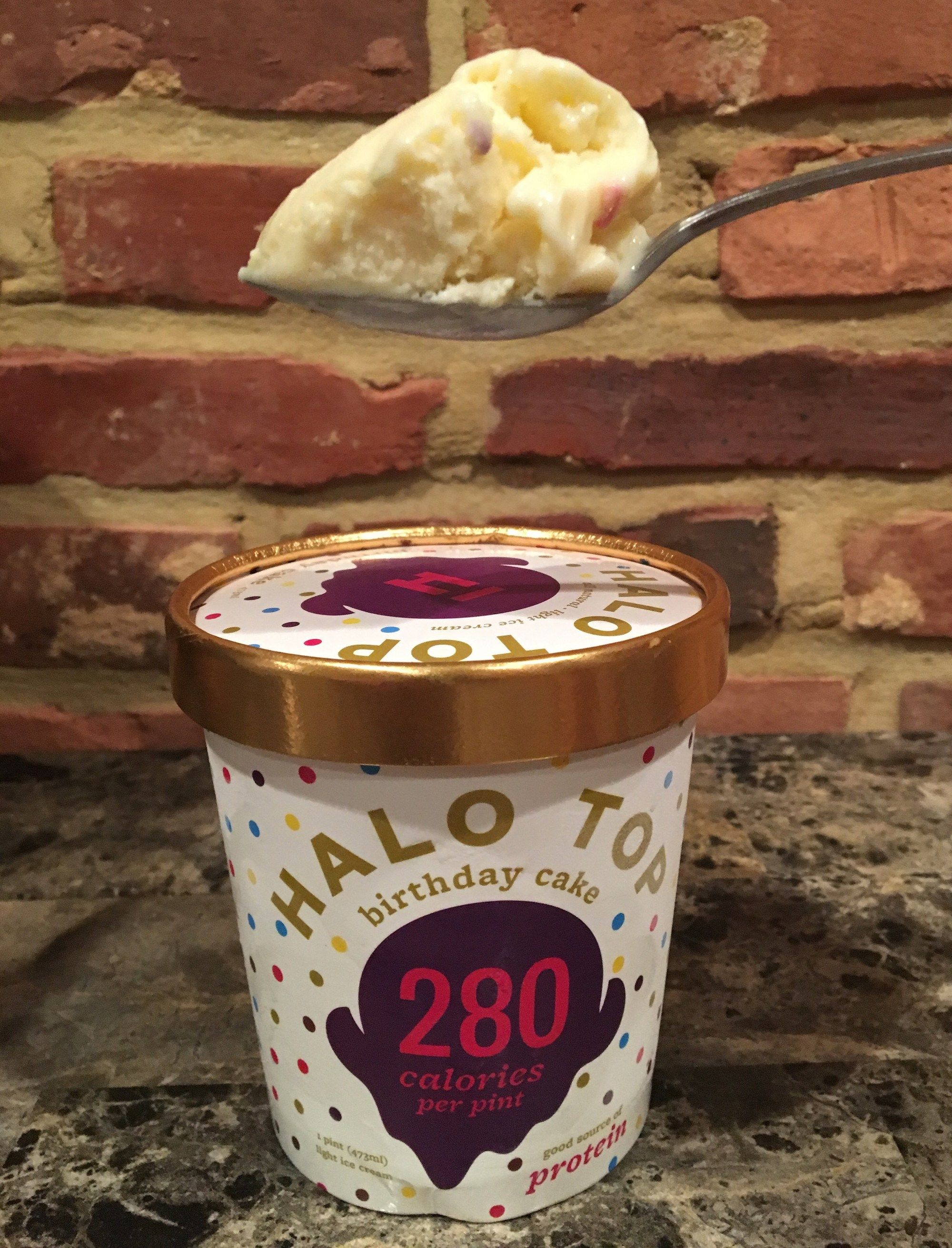 Birthday Cake Halo Top New Flavors Oatmeal Cookies