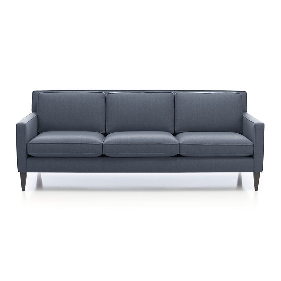 Modern Rochelle Sofa Crate And Barrel