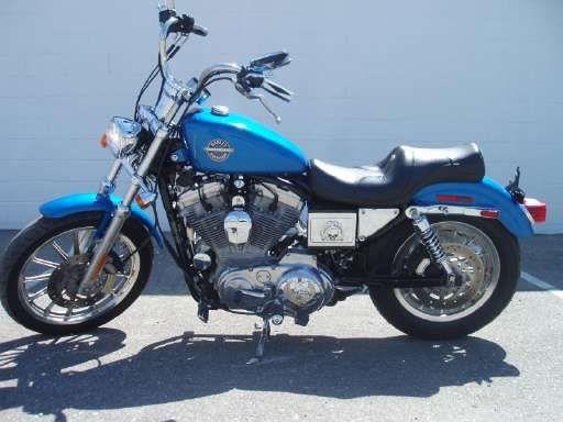 2002 Harley Davidson Sportster Xl883c Southgate Mi Cycletrader Com Harley Davidson Sportster Harley Motorcycle
